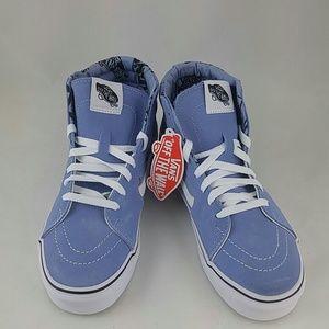 VANS Sk8-Hi Casual High-Top Skate Shoes Womens 7.5
